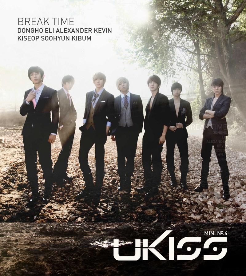 U-Kiss here for Vaunt 5!