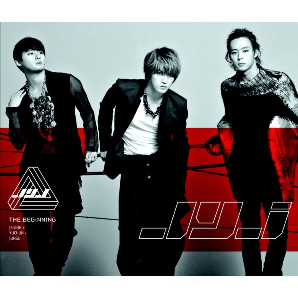 Pre-order JYJ - The Beginning! Together with SG K Orders!