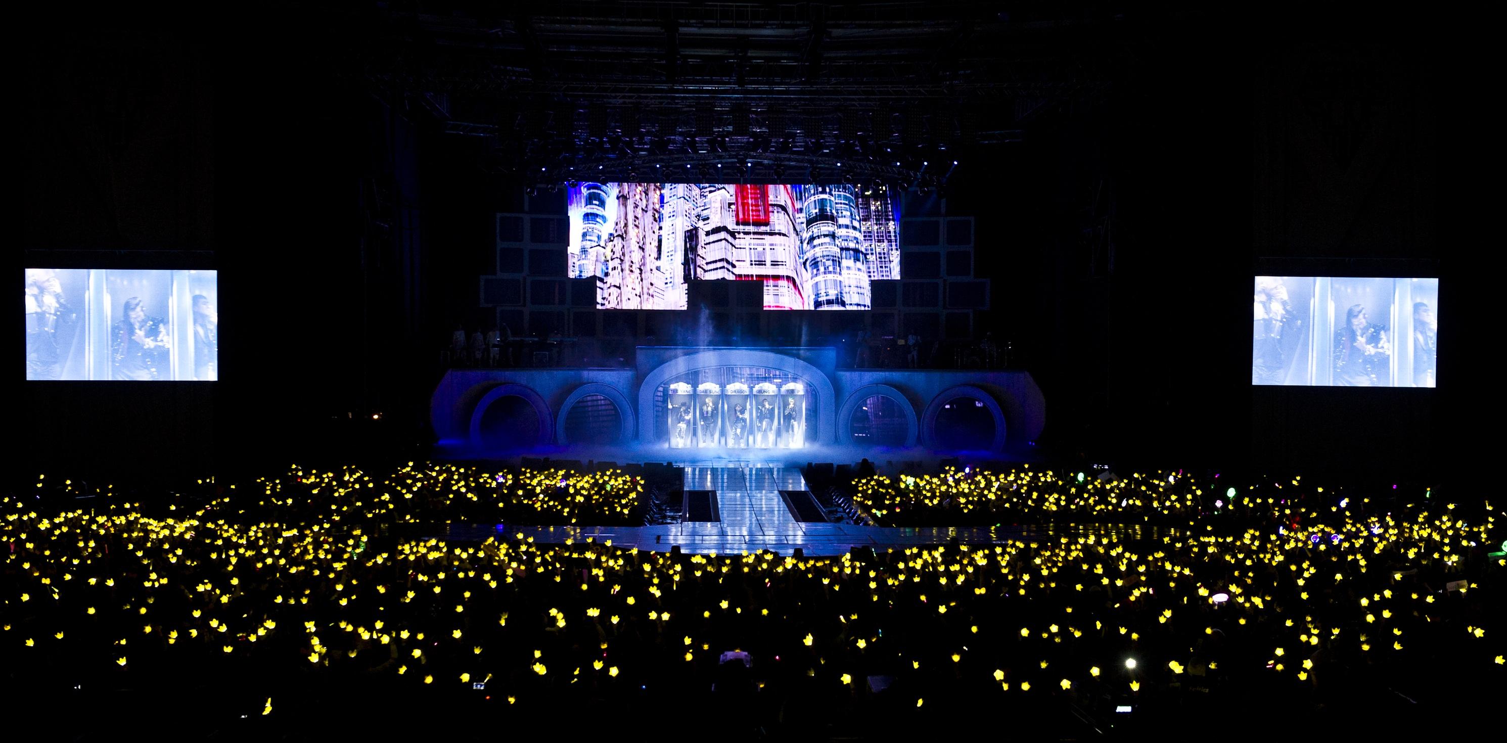 M Sia Bigbang Alive Galaxy Tour 2012 In Malaysia X