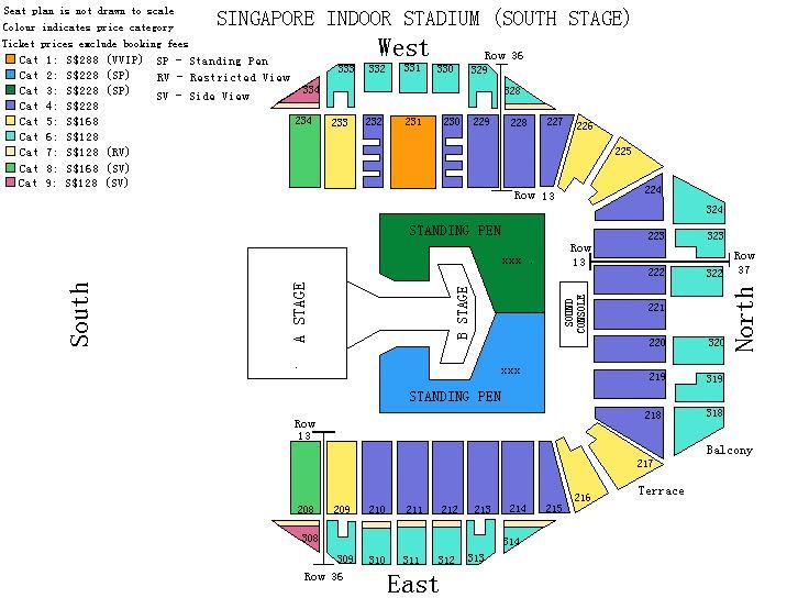 Big Bang Alive Concert In Singapore Full Details Out