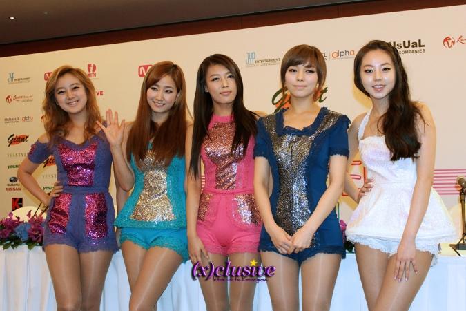 943413950e293 A Wonderful night with the Wonder Girls (Wonder World Asia Tour in Singapore )