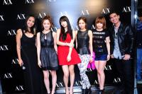 A|X Armani Exchange welcomes Miss A at ION Orchard