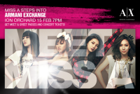 WIN! Passes to attend Miss A's Meet-and-Greet at A|X on 15 Feb!