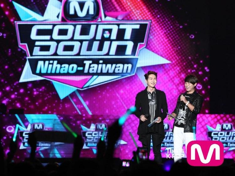 MCountdown Nihao Taiwan