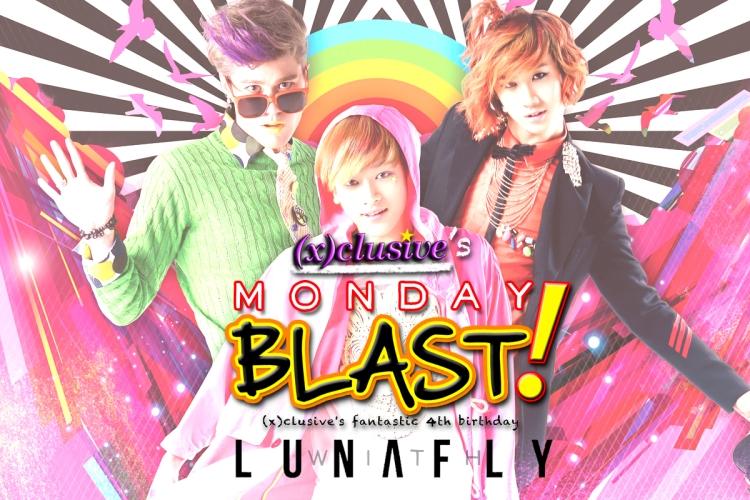 (x)clusive Monday Blast - Lunafly