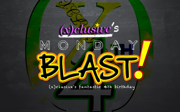 (x)clusive's Monday BLAST! Giveaways