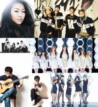 Music Matters Live returns this year with extensive list of Korean music artists like Lena Park, M.I.B, SPICA and more!