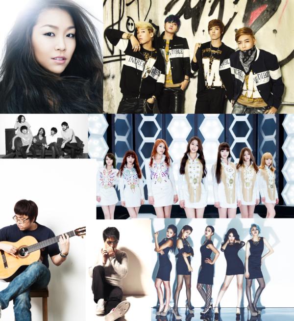 Music Matters Live 2013