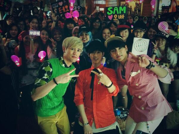 Lunafly with SG fans