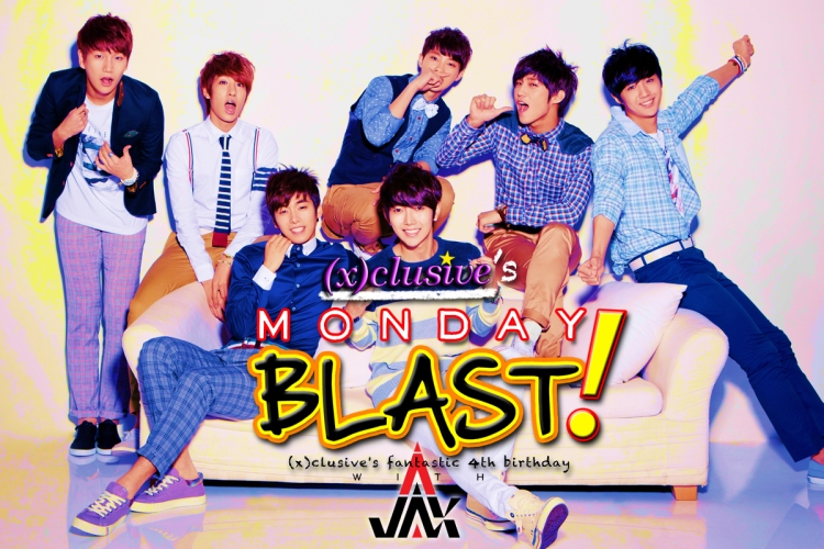 Monday Blast ft A-JAX