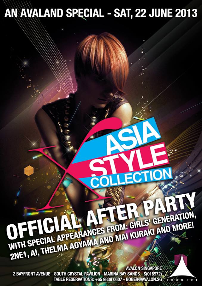 Asia Style Collection Official After Party