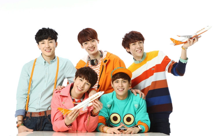 Boys Republic for Jeju Air