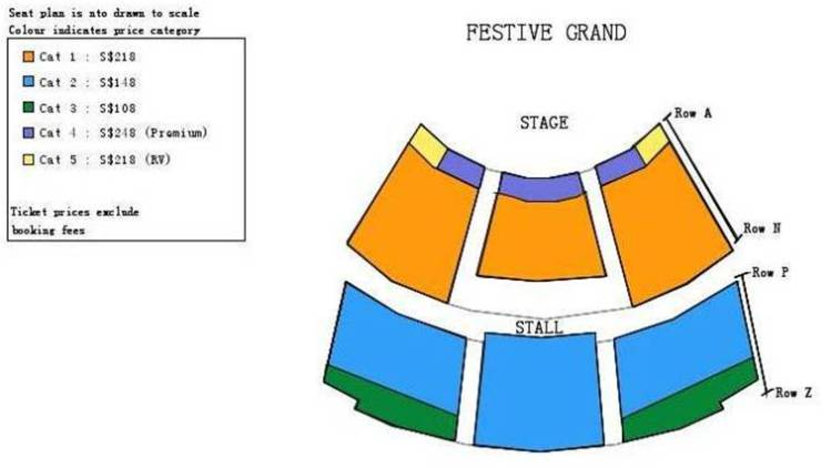 LSG Seating Plan