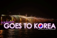 [KTO] A visit to the beautiful Rainbow Fountain at Banpo Bridge 반포대교