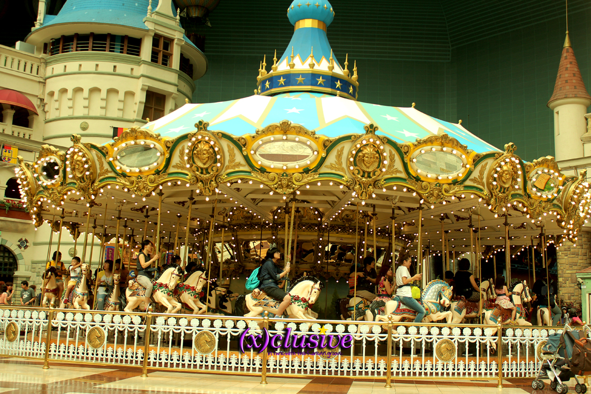 Kto The Fun Starts At Lotte World 롯데월드 X Clusive★