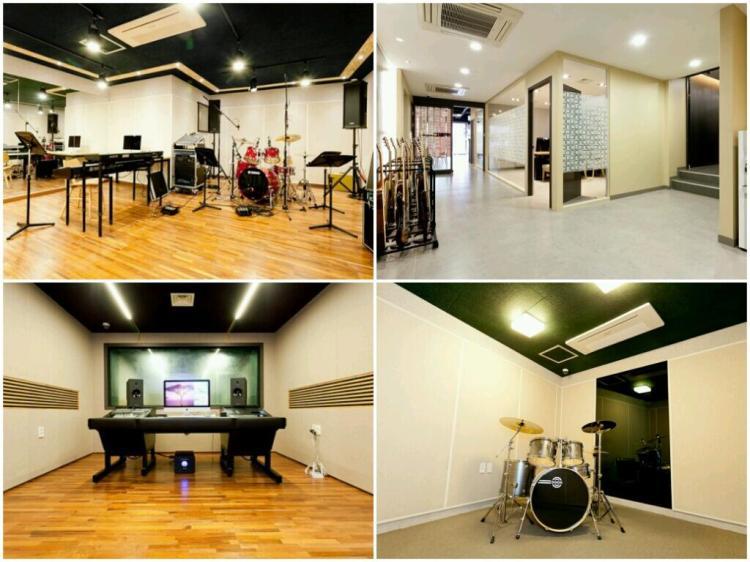 FNC Academy - Music Studio