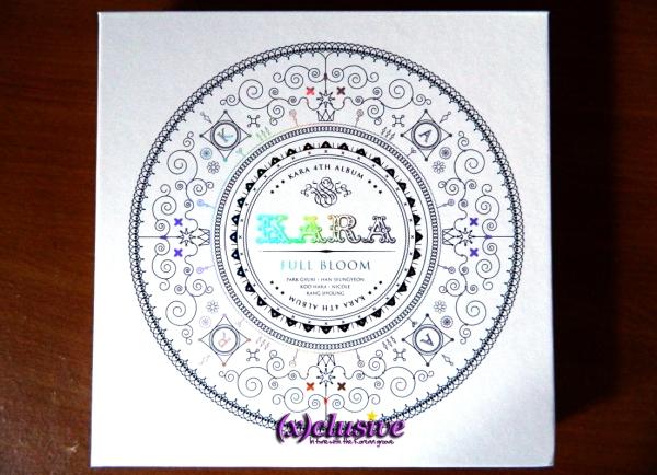 KARA - Full Bloom Album Cover
