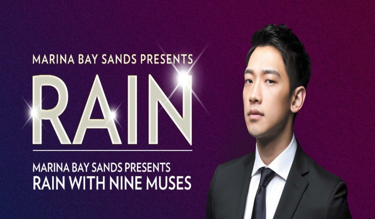 Rain with Nine Muses - SGX
