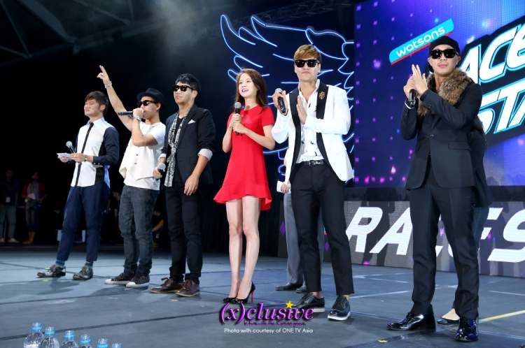 Running Man parodies Boys Over Flowers for the opening (Photo credits to ONE)