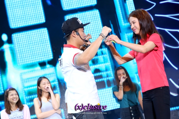 Monday Couple Couple Dance (Photo credits to ONE)
