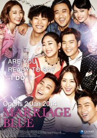Korean Movie 'Marriage Blue' Opens in Singapore on 2 Jan 2014