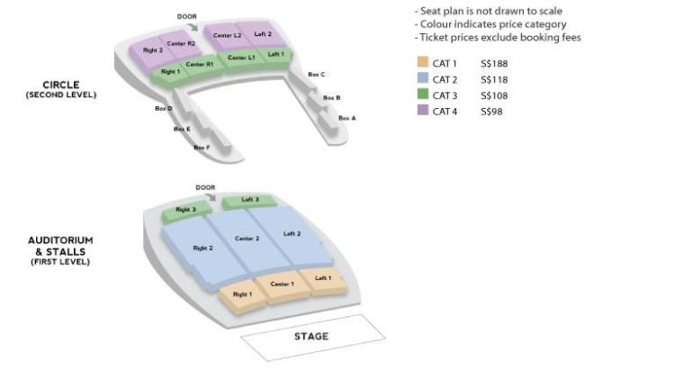 Emergency Couple Seating Plan SGXCLUSIVE