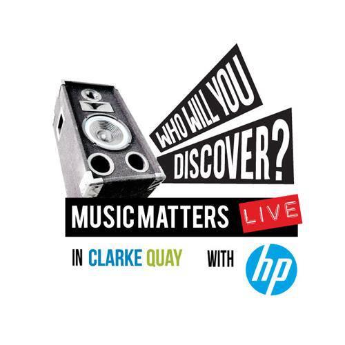 Music Matters Live sgXCLUSIVE