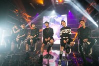 (x)clusive!: B.A.P sets the MTV Sessions' roof onfire