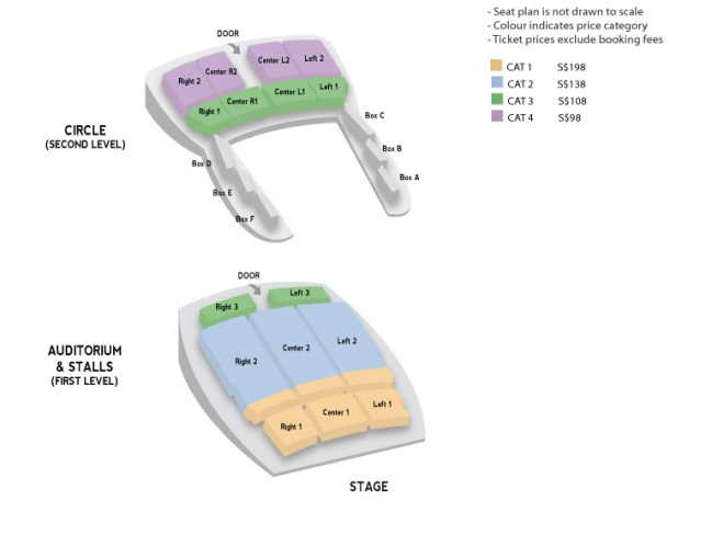 seatmap Gary and Jung-In