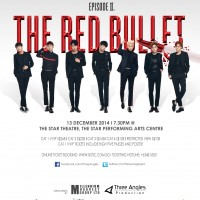 BTS 2014 Live Trilogy Episode II: The Red Bullet inSingapore
