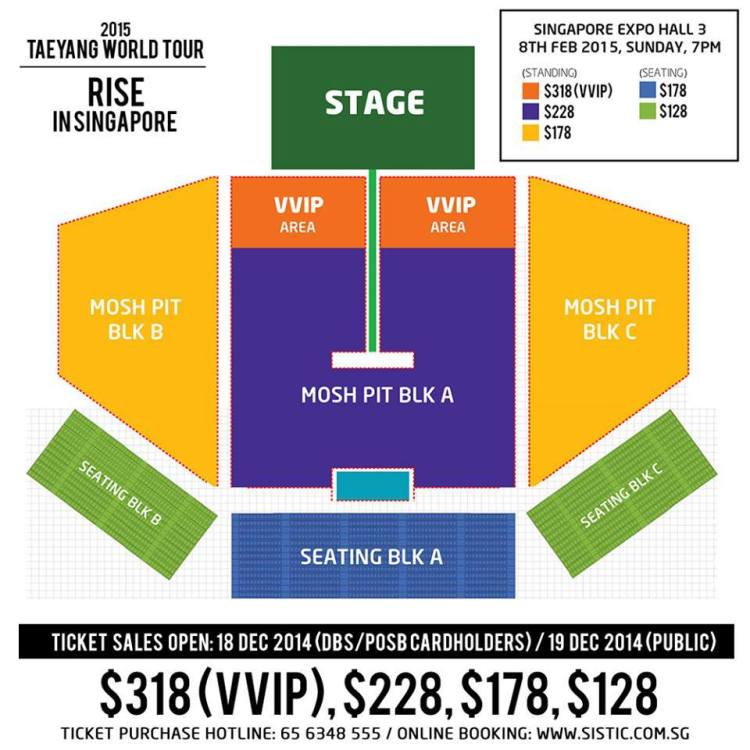 10277762_751240271634215_2015 Taeyang World Tour [RISE] in Singapore Seating Plan