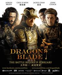 Catch Jackie Chan, Choi Siwon, John Cusack and Adrien Brody at Dragon Blade's Promotional Events in Singapore