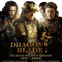 Catch Jackie Chan, Choi Siwon, John Cusack and Adrien Brody at Dragon Blade's Promotional Events inSingapore