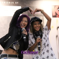 (x)clusive!: Ferlyn G's LuvTalk With Tiny-G's Mint at 'First' Solo EPLaunch