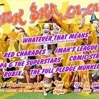 Punk Ska La-La-La Night with …Whatever ThatMeans