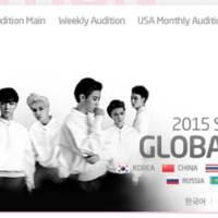2015 S.M. Entertainment Global Auditions inSingapore