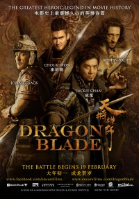MOVIE REVIEW: Blockbuster movie DRAGON BLADE starring Jackie Chan, Adrien Brody, John Cusack, featuring Super Junior's Siwon