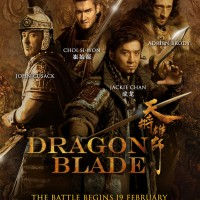 MOVIE REVIEW: Blockbuster movie DRAGON BLADE starring Jackie Chan, Adrien Brody, John Cusack, featuring Super Junior'sSiwon