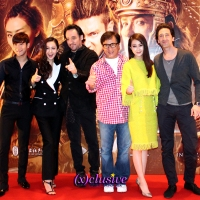 (x)clusive!: Dragon Blade Press Conference: Of Hardships, Friendships andMentorship
