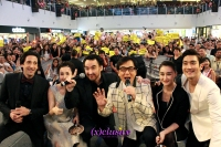 (x)clusive!: The Dragon Blade Cast Whirlwinds Through NEX and VivoCity