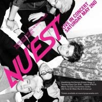 [CANADA] NU'EST To Fulfill Fans' Dream At Toronto K-Pop Con2015